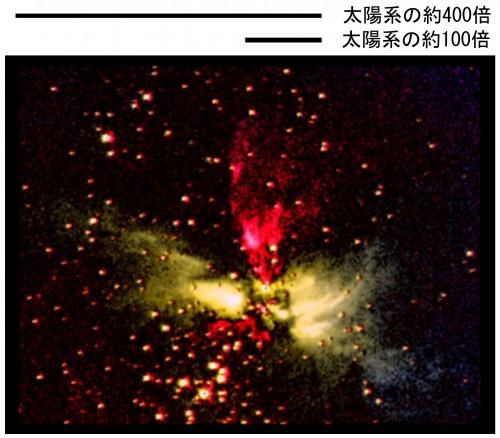 M42での円偏光
